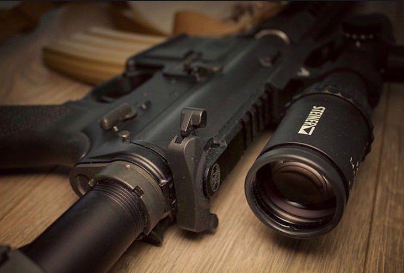 AR Optics  - Overview of the Steiner T5Xi 1-5x24 & P4Xi 1-4x24