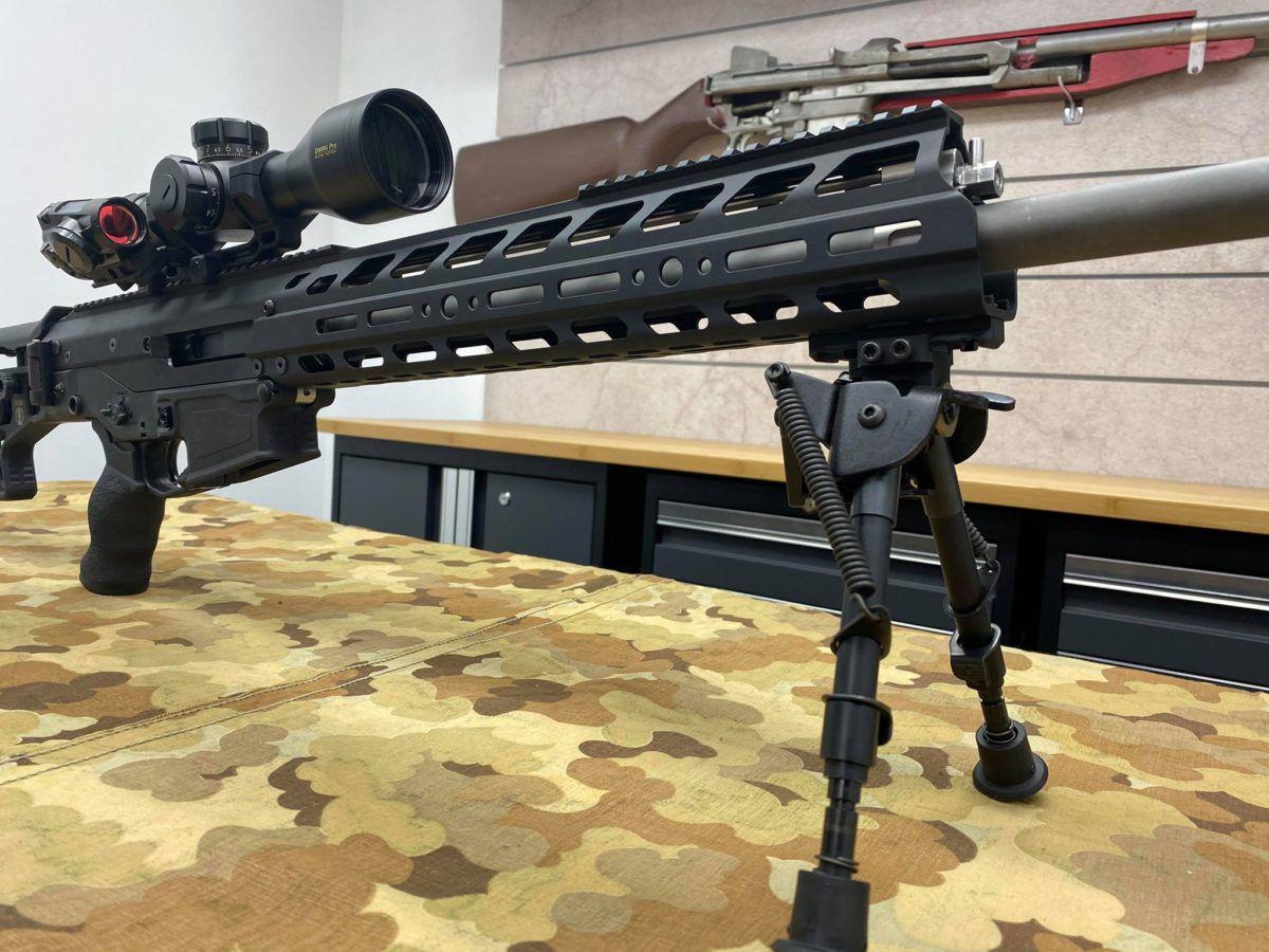 AR-15 bipods