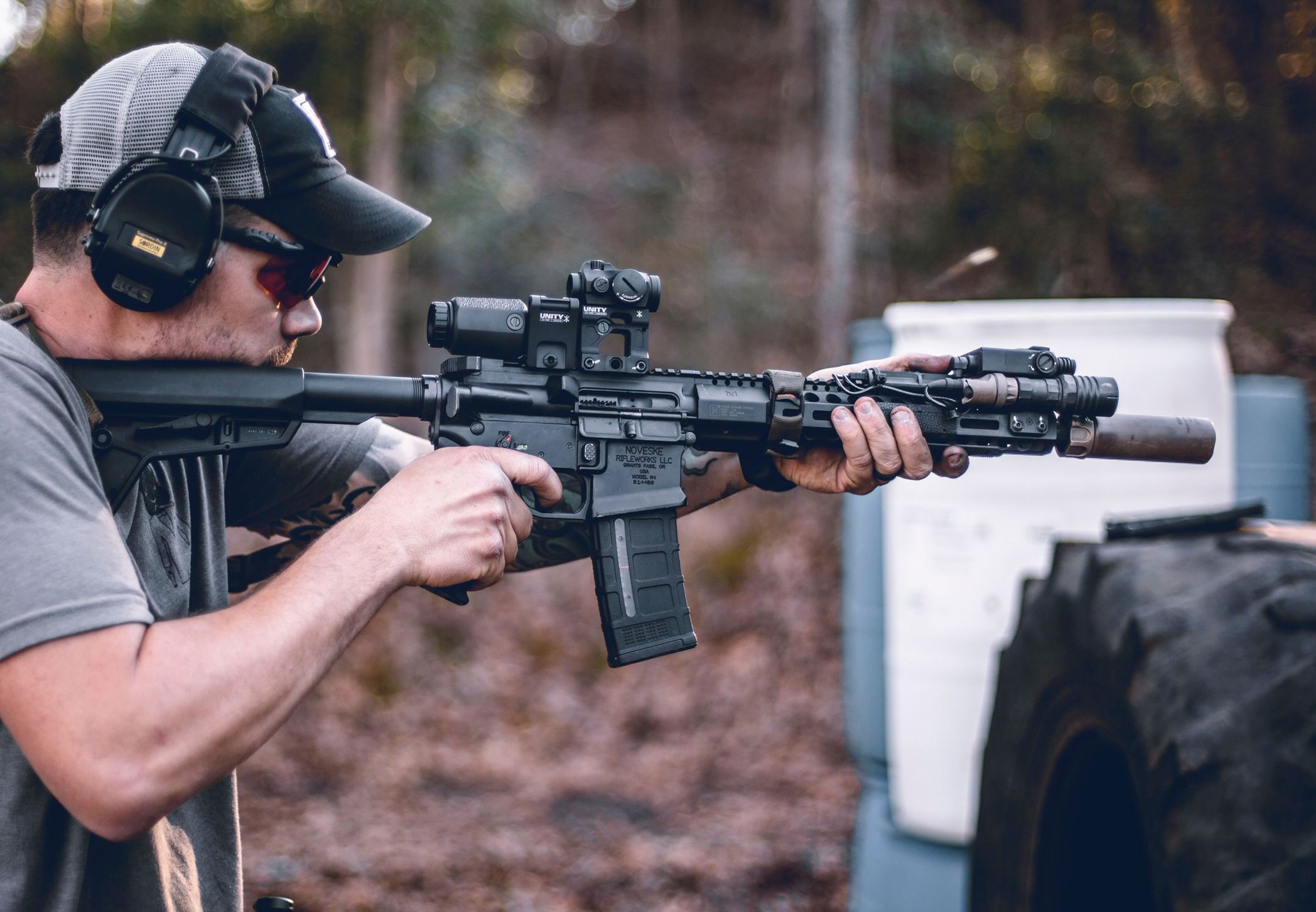 High Scope Mounts on the AR-15 – A Q&A with Mark Smith