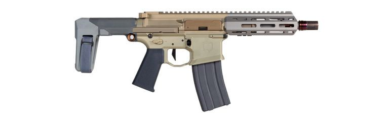 "ATF Declares Q Honey Badger Pistol a ""Short Barreled Rifle"""