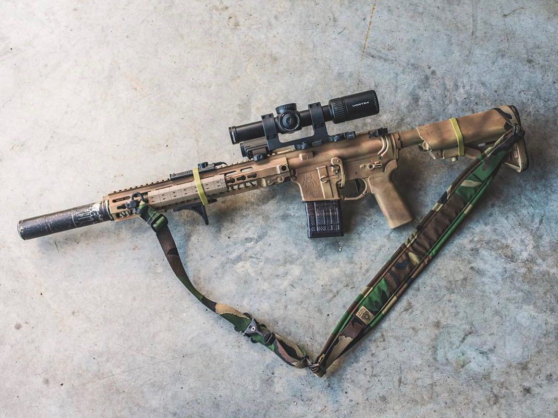 Best Rifle Sling For Your AR-15