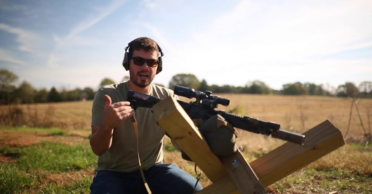 LPVO Basics - Mark Smith On Low Power Variable Optics, Part 1 - Reticle Selection