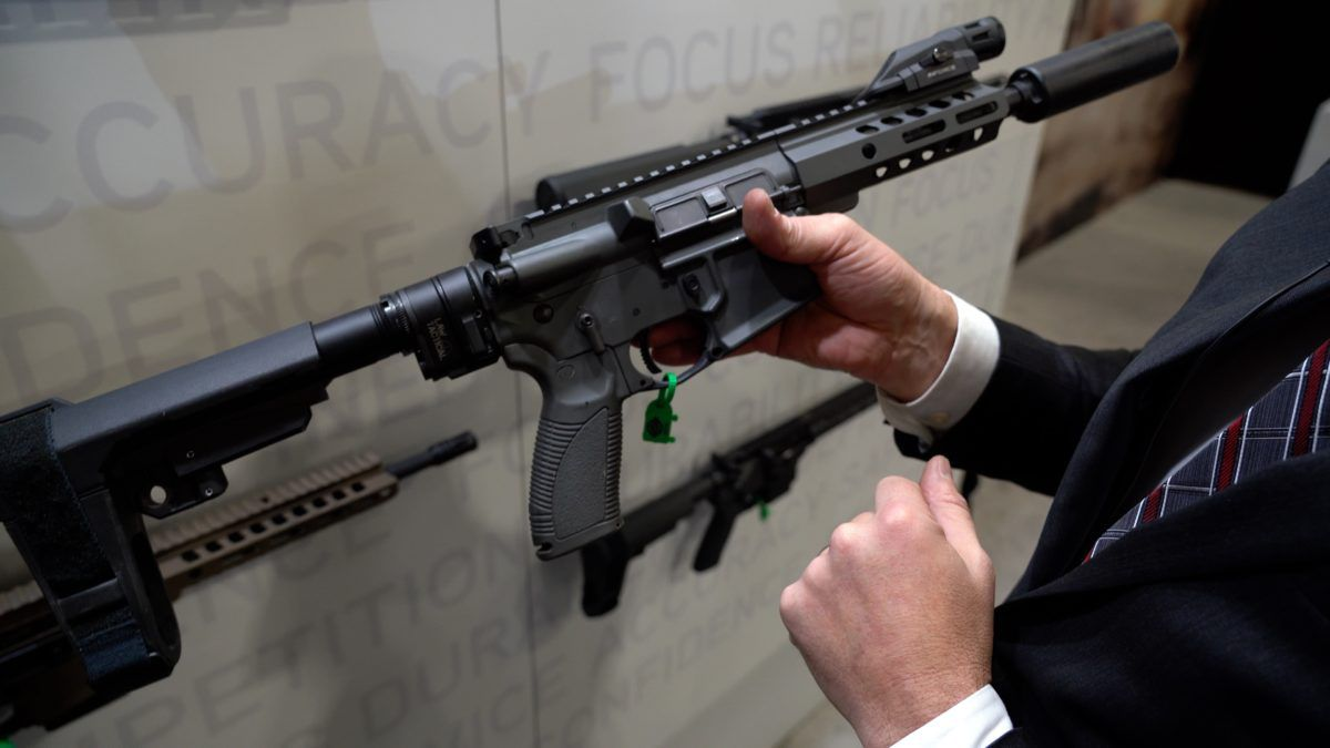"""ATF Withdraws """"Guidance"""" for """"Stabilizing Braces"""""""