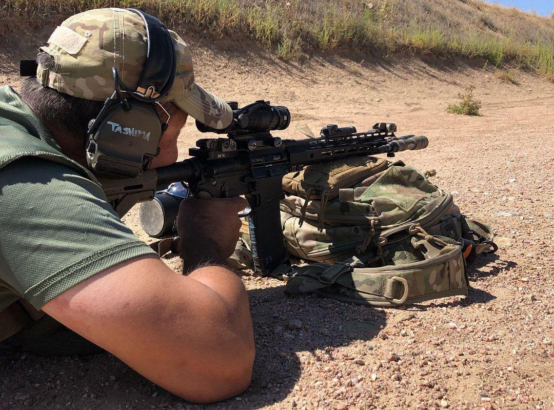 Accuracy, Precision and Choosing an AR Optic with Ian Tashima