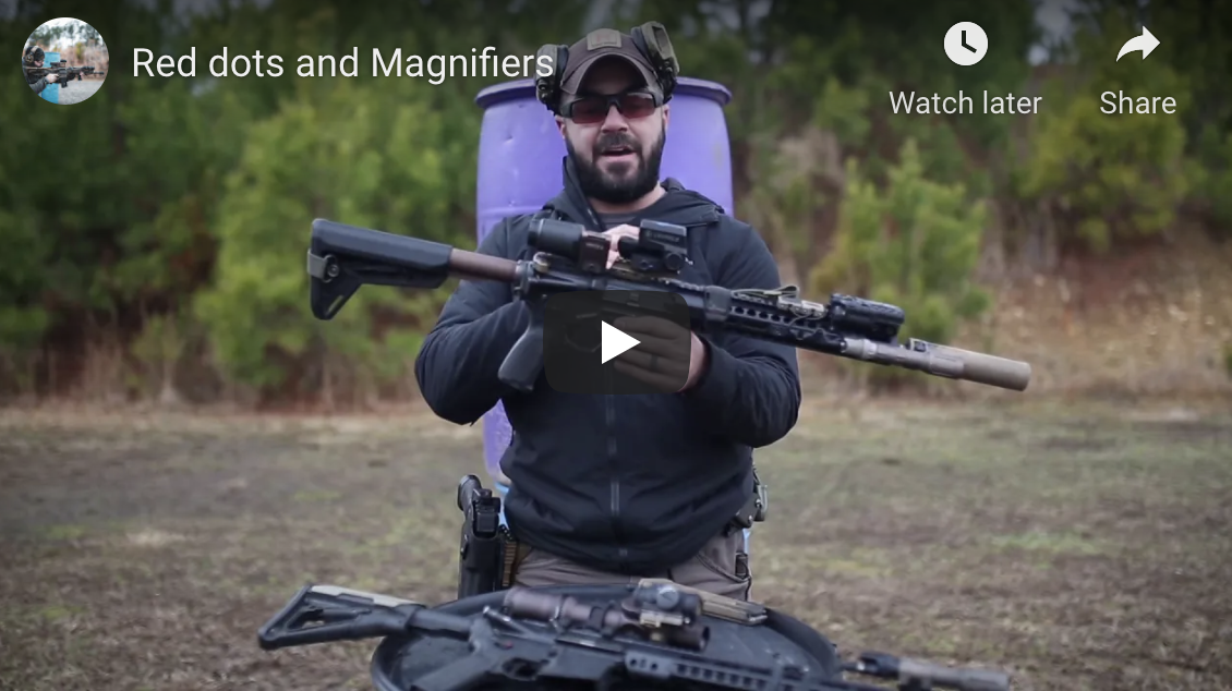 Velox Training Group Gives Overview of Magnifiers and Red Dots on ARs