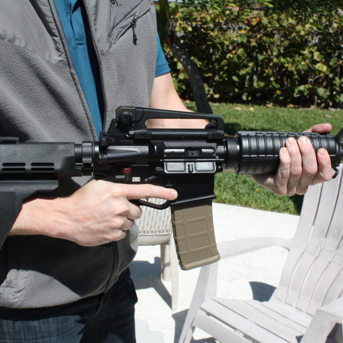 Executive Actions Target AR-15 Pistol Braces and More