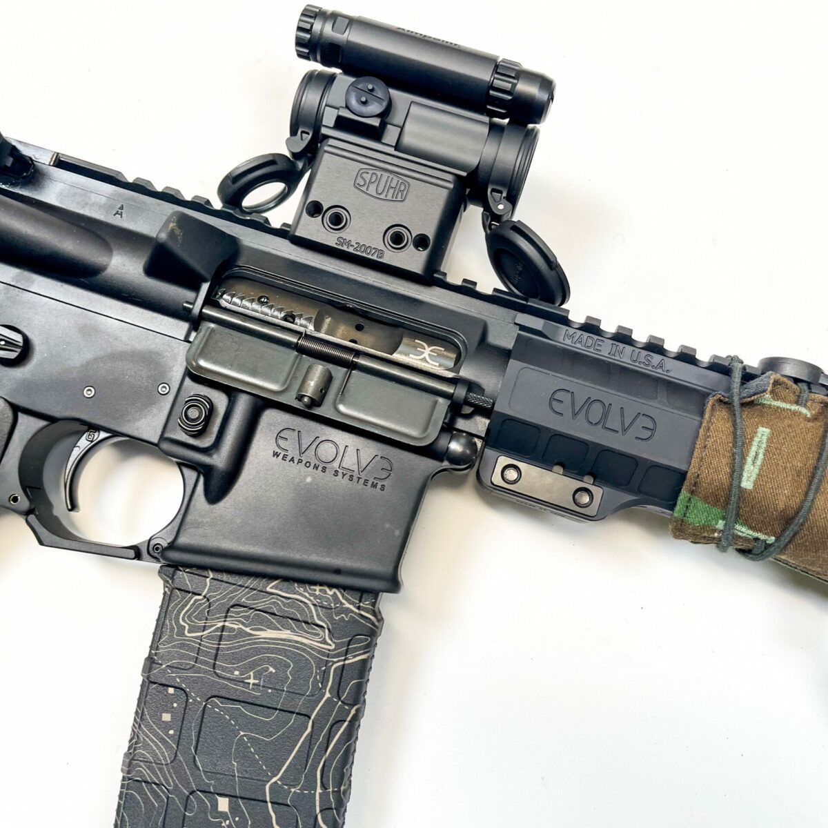 Evolve Weapons Systems - AR-15 An ARBuildJunkie Q&A with Adam Tarr