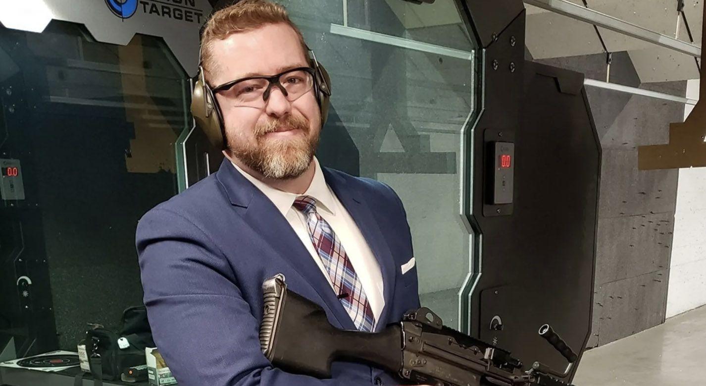 Stephen Gutowski of The Reload Talks Gun Control & Firearms Journalism
