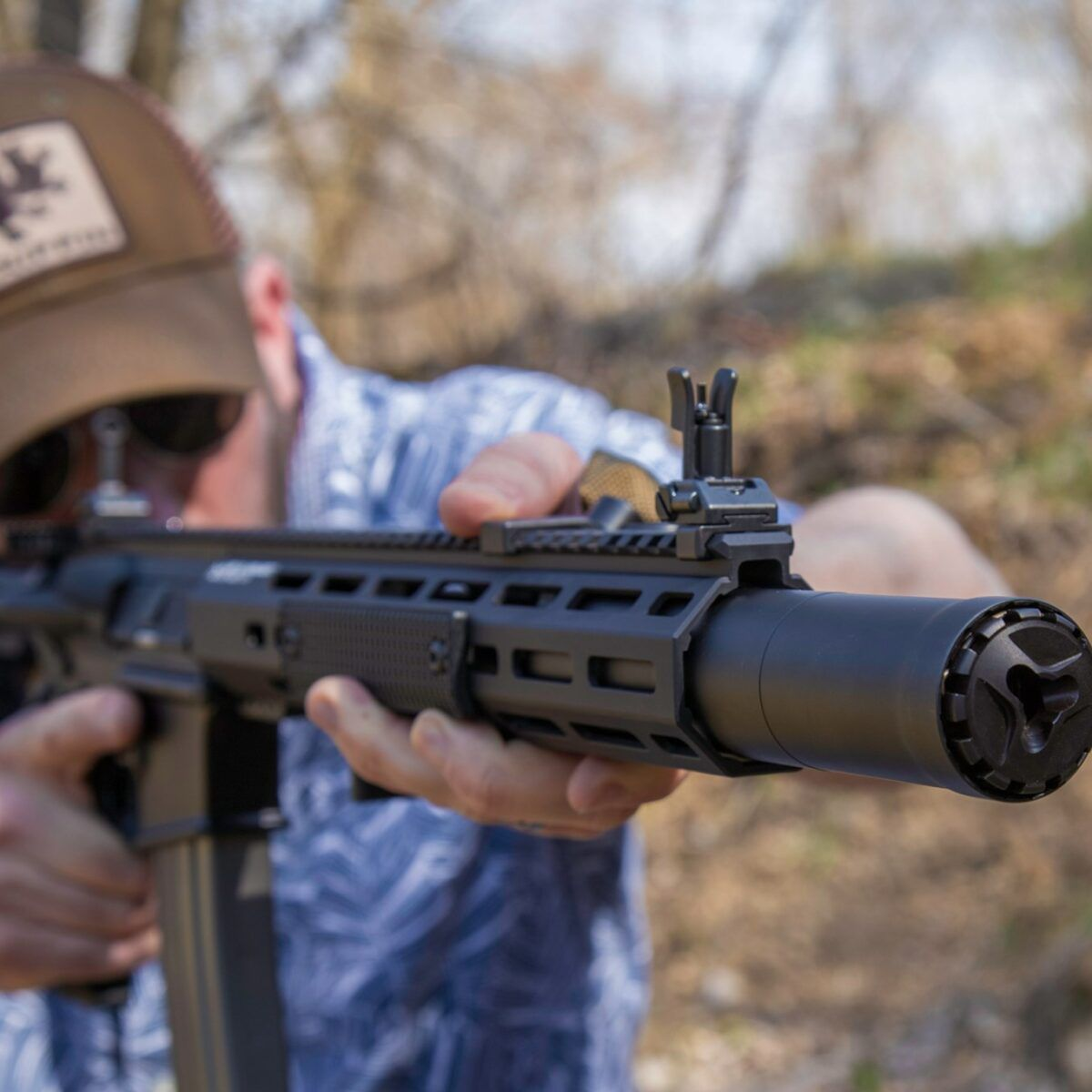 Griffin Armament on Suppressing Your AR-15