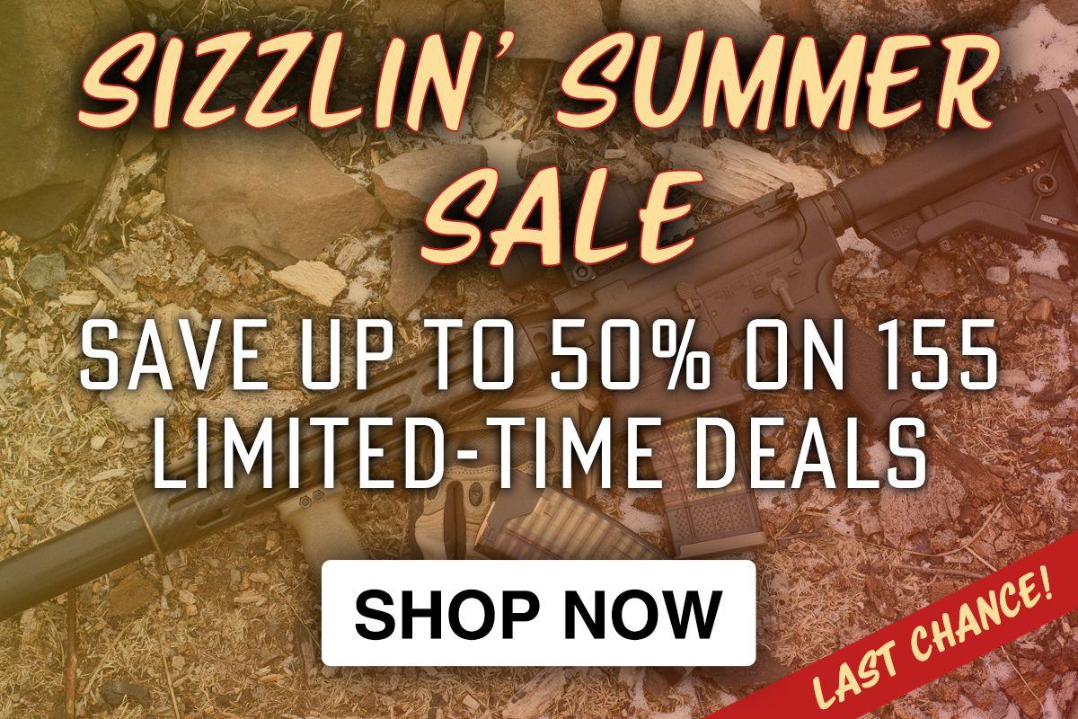 Sizzlin' Summer Sale at AR15Discounts.com